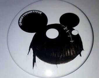 "HUGE 3"" mouse button"