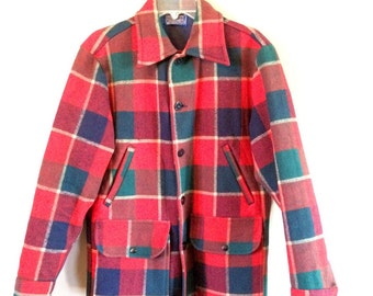 Vintage Men's Pendleton Coat