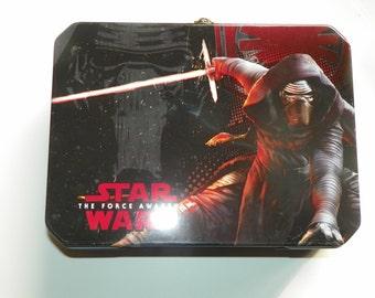 Disney Star Wars Lunch Tin Box