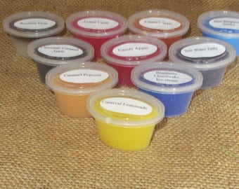County Fair Sampler wax melts