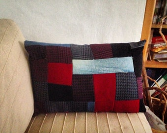 Patchwork Pillow Cushion Cover