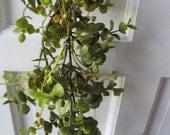 Eucalyptus Garland  Artificial Floral Greens DIY Wedding Decor Brides Can Add her Own Flowers to Create Trendy Wedding Decor