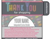 Lip Balm, Arrows, Personalized, 60, Chapstick, Fashion, Consultants, Gifts, Retailers,Marketing Kit,Business Cards, party favors, thank you