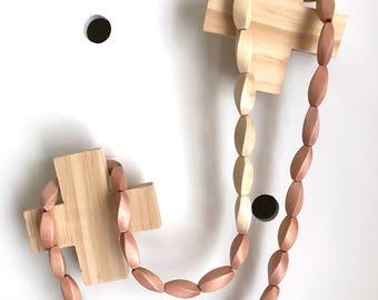 Roxy Wooden Beads