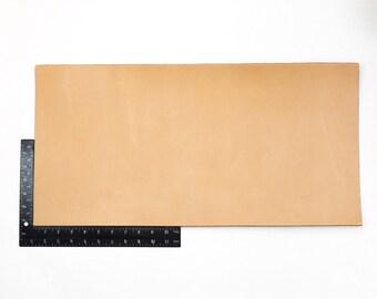 "12"" x 24"" Pre-Cut Hermann Oak Leather Tooling Pieces  #49-"