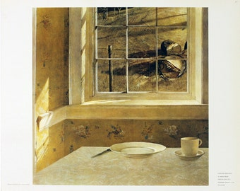 Andrew Wyeth-Groundhog Day-1985 Poster