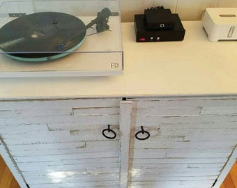 Record Player Stand, Record Player Console,Record Player Cabinet,Media Console, TV Stand