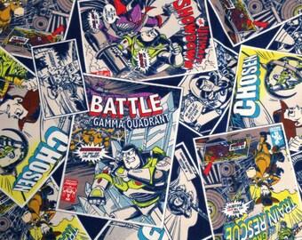 Disney Toy Story Fabric / Japanese Fabric 110cm x 50cm