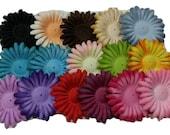 "50pcs. Mix Puffy Daisy Flower Petals-4"""
