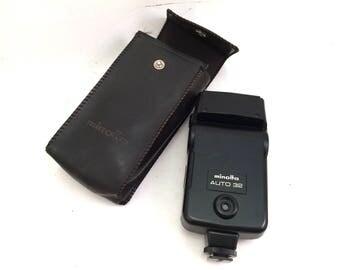 Minolta Auto 32 Flash