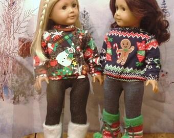 Apres Le Ski for American Girl Dolls