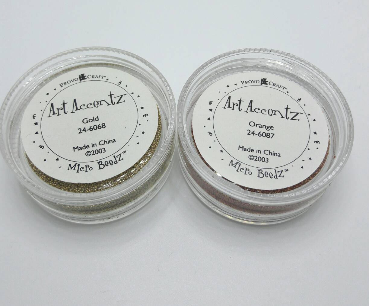Micro beads for crafting - Sold By Createdbycolette