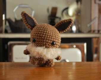 Crochet Chibi Eevee