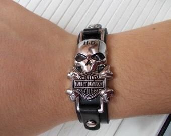 Harley-davidson bracelet
