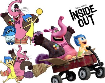 BEST collection of 130 Disney's Inside Out Clipart - 130 high quality INSIDE OUT clipart - High Quality Images and Graphics - Scrapbooking