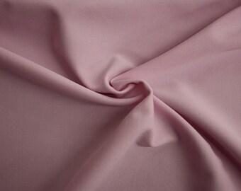 "Light Lavendar Nylon Spandex Fabric 58/60"" Wide Per yard"