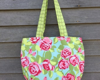SALE Amy Butler Floral Tote