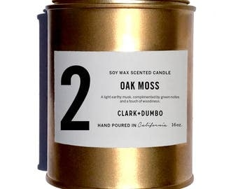 No. 2 Oak Moss - 16 oz.
