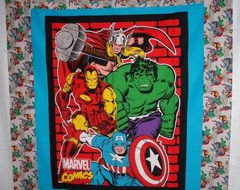 Marvel Comics -  quilt cotton