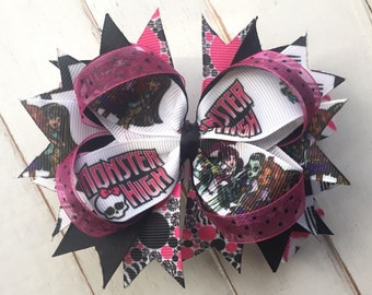 Monster High Boutique Hairbow Barrette