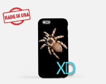 Tarantula iPhone Case, Spider iPhone Case, Tarantula iPhone 8 Case, iPhone 6s Case, iPhone 7 Case, Phone Case, iPhone X Case, SE Case