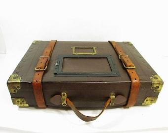 Film Reel Shipping Case, Industrial Storage Box, Film Case
