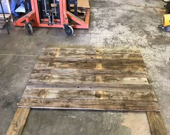 Barnwood Headboards for Beds of all sizes! Custom and made to order!