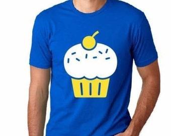 Cupcake Tee Shirt Cup Cake