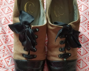 Corelli Mod Ribbon Shoes