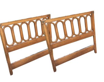 Customizable Transitional Twin Headboard (Sold Separately)   2214-02813