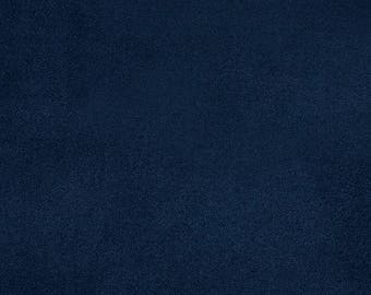 1.3yd Micro-Suede in Navy
