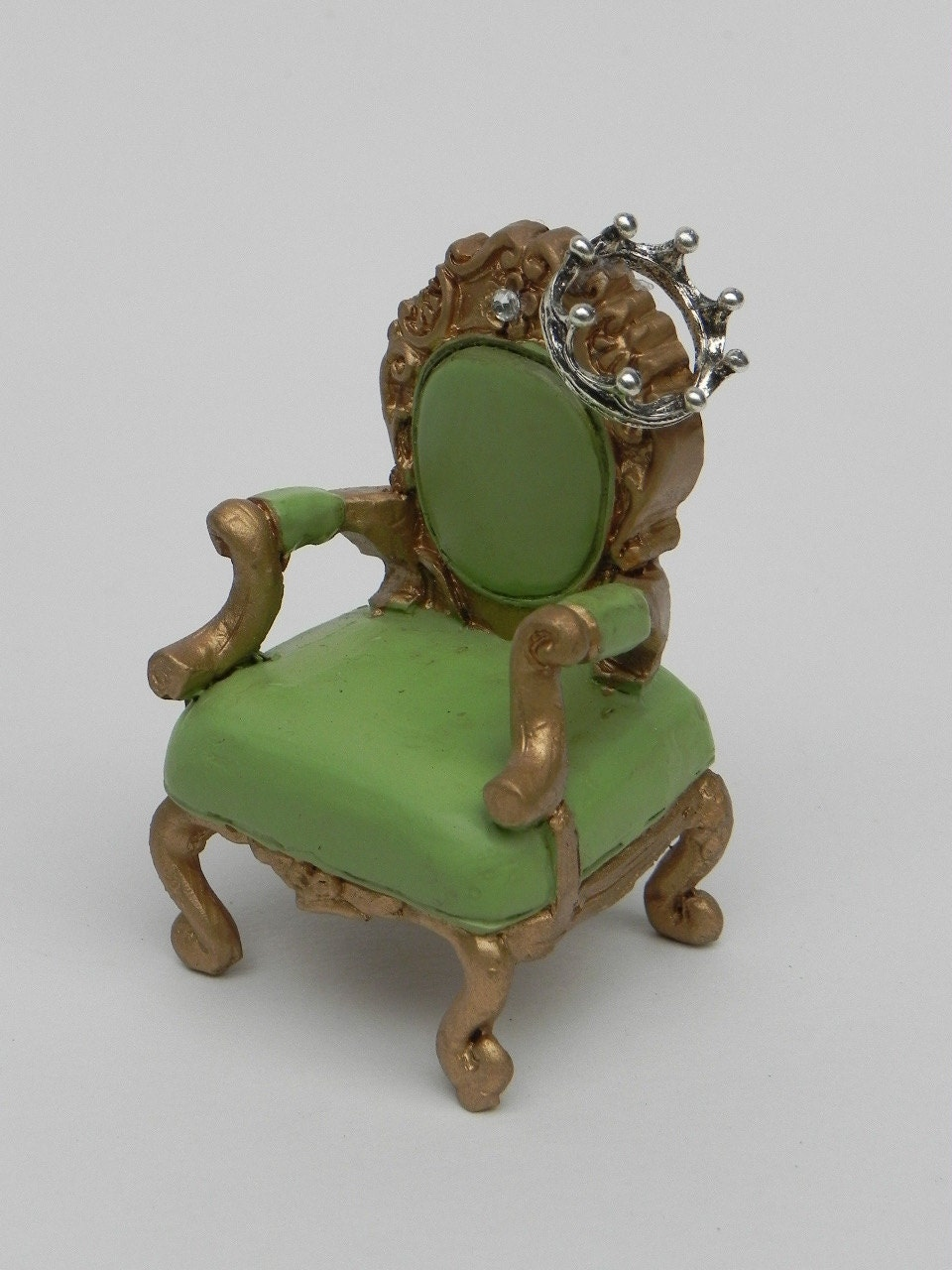 Princess throne chair -  Zoom