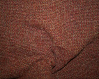 """Wool Fabric - Fat Eighth - Rusty the Rooster Wool - 100% Wool - 16"""" x 12"""""""