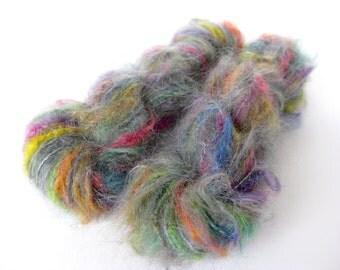 Luxury Art Mohair Yarn, 78% Mohair,