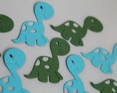 Cute Dinosaur Die Cuts for Scrapbooking Dino Crafts, Dinosaur Shapes Party Cupcake Toppers Classroom Crafts Party Confetti