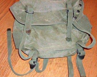 Vintage U.S. Army Field Pack