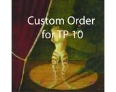 Custom Order for TP10