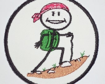 Iron-On Patch - HIKER
