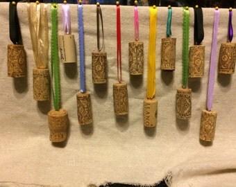 Luna Lovegood Cork necklaces , cork necklace , Harry Potter necklace