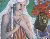 Art Print Mother Earth Na...