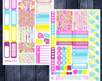 Bright Day Kit for Personal Planner