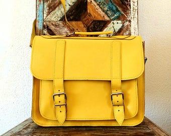 Leather messenger bag, shoulder bag, Women shoulder bag, women handbag, crossbody, women purse, laptop bag, notebook bag