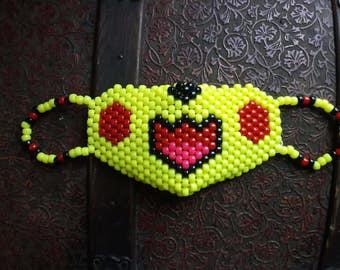 Pikachu Kandi Mask
