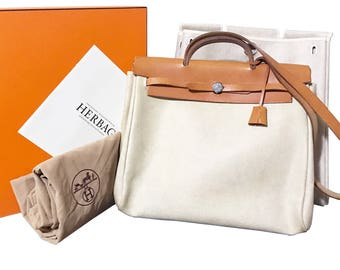 Hermes 2 in 1 Herbag Shoulder Bag
