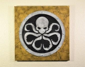 Industrial Metal Wall Art industrial wall art | etsy