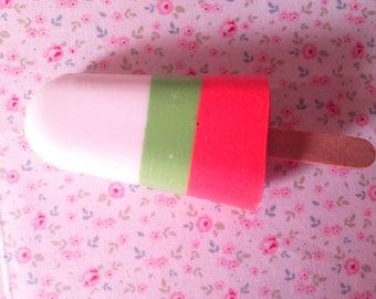 Eraser Ice Cream 80s Vintage
