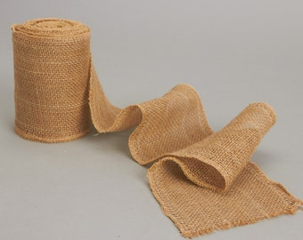 "6"" x 10 yards Burlap Rolls NS5937"