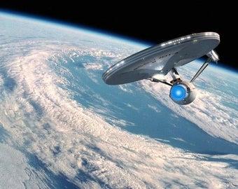 Star Trek - Enterprise Print  3