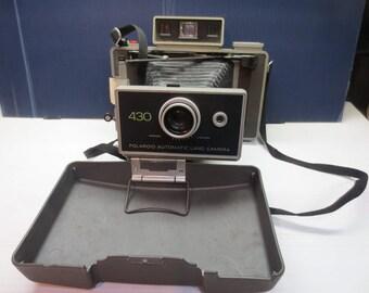 Polaroid Automatic Land Camera 430