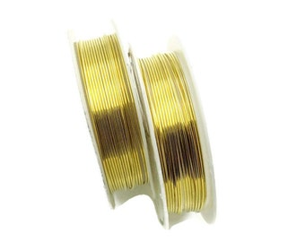Soft copper wire, 22 gauge wire 0.6mm. 9.8 feet for jewelry making and crafts, practice wire for beginners, DIY supplies, wire wrapping